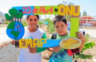 Jornadas de Arborizacion en Peru