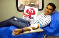 La Universidad Autónoma de Nuevo León se une a la donación altruista de sangre