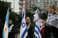 Conmemoración del 68° Aniversario del Estado de Israel en Mar del Plata