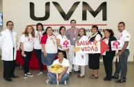Activistas por la paz realizan jornadas de donación de sangre en Monterrey