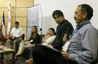 """Projection of Transitional Justice for a Peaceful Colombia in the Forum """"Human Dignity, Presumption of Innocence and Human Rights"""""""