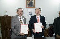 La Dirección General del Colegio de Bachilleres del estado de Zacatecas firma convenio de cooperación