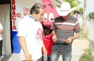 México sigue sumando voluntarios durante la 7ª Maratón Internacional de Donación de Sangre