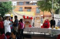 La EMAP participa en Jornada Comunitaria y de Salud