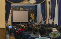 Student community participates in training workshop given by the GEAP