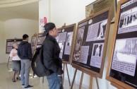 Galería sobre el Holocausto: es necesario conocer la historia para que no se repita