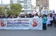 """Marcha """"Ni una menos"""" alcanza una masiva convocatoria"""