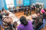 Primer Encuentro Hijos de la Madre Tierra en Chile