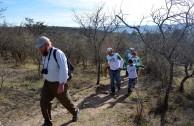 Liberadas especies en la reserva parque Río Yuspe Cosquin