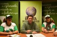 CONFERENCIA DE PRENSA LA EMAP PRESENTA PROGRAMA DE ACTIVIDADES AMBIENTALES