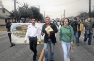 La EMAP asiste a marcha en honor a Martin Luther King