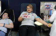 Blood drive promotes positive human principles and values