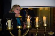 """""""Huellas para no olvidar"""": Homenaje a los sobrevivientes de la Shoá y a la memoria de sus víctimas"""