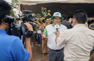 Bolivia TV en Feria Ambiental
