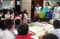Programa Hijos de la Madre Tierra fomenta una cultura ambiental sostenible