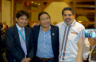Dinner: Proposals for the Strengthening of Peace of the Indigenous Peoples of the World