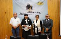Bachilleres reciben el Programa Educativo Educar para Recordar  en la cd. de Parras, Coahuila