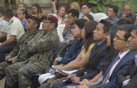 """The Global Embassy of Activists for Peace holds the Forum """"Human Dignity, Presumption of Innocence and Human Rights"""" in Antigua Guatemala, Sacatepéquez"""