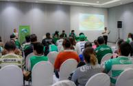 La EMAP y deportistas mexicanos se unen en favor de la Madre Tierra