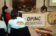 celebración Día Indígena Americano argentina