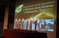 Recordatorio del Holocausto