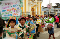 Peru organizes educational sessions and environmental restoration actions.