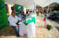 Students of Serafin Olarte and CONALEP celebrate Mother Earth Day