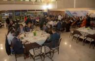 Ante autoridades del ámbito diplomático, académico, político y militar, fue presentada la Cumbre de Integración por la Paz 2017.