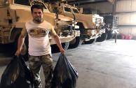 La EMAP se une a brigadas en favor de damnificados  del Huracán Harvey