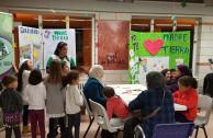 Guardianes en España promueven acciones para preservar el planeta