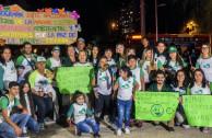 Participación en Santiago