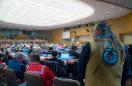 La EMAP presente en el UNFPII 17