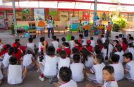 México: 5.197 alumnos reciben charlas sobre los 5 valores ambientales