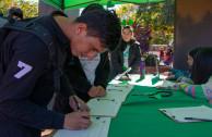 signatures in Encarnación