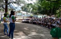 Honduras, crea conciencia en juventud para cuidar el medio ambiente.