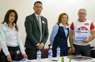 Tunja hace entrega de reconocimiento a la EMAP, por el apoyo a cultura de donación de sangre