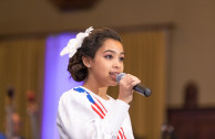 Ruth Daniela, who is now 16 years old, has voluntarily participated as an activist in the GEAP since she was 13 years old.