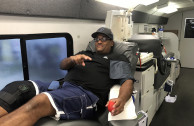 In Central Florida, in Lakeland, volunteers came together to save lives