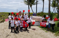 Awareness day where people knew about this solidarity act