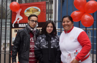 The day counted with the participation of the inhabitants of the community