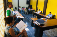 Puerto Quito, city of Ecuador, reviewing the Proclamation of the Rights of Mother Earth