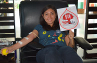 People who were sensitized during the drives on World Blood Donor Day