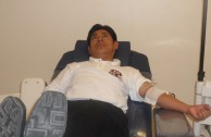 Mexico 2nd Blood Drive