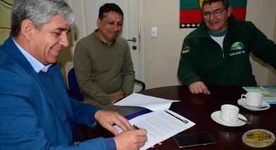 Lonquimay respalda iniciativa EMAP