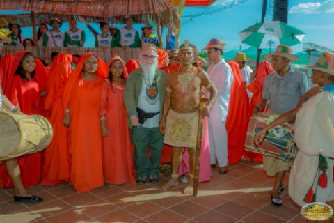 Encuentro indígenas