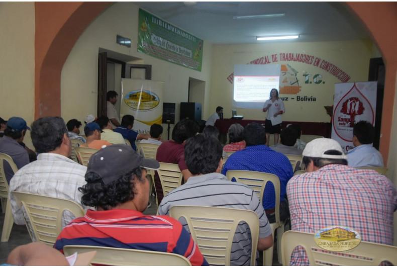 Federación Sindical de Trabajadores en Construcción