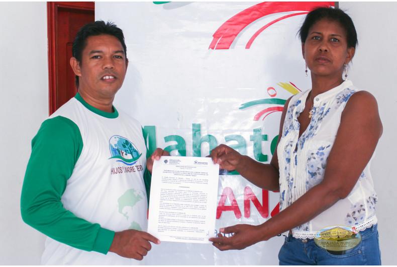 Municipio de Mahates (Bolívar) emite resolución 2018-08-31-001