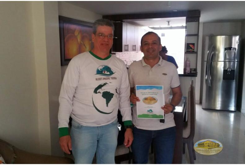 Alcaldía de Sucre apoya proclama por la Madre Tierra