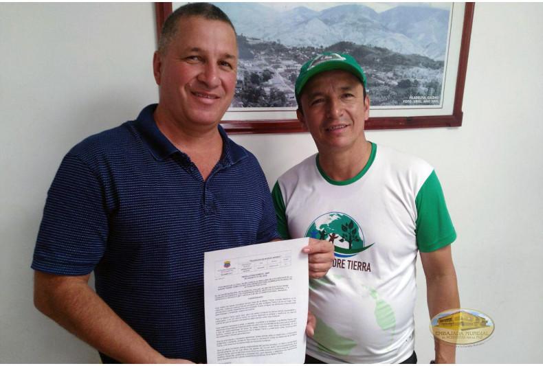 Resolución 0868 respalda la Proclama de Constitución de los Derechos de la Madre Tierra