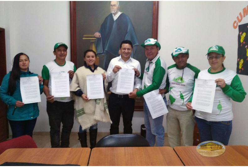 Concejo de Marulanda respalda iniciativa de la EMAP